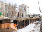 ЖК Розмарин - ход строительства, фото 80, Январь 2019