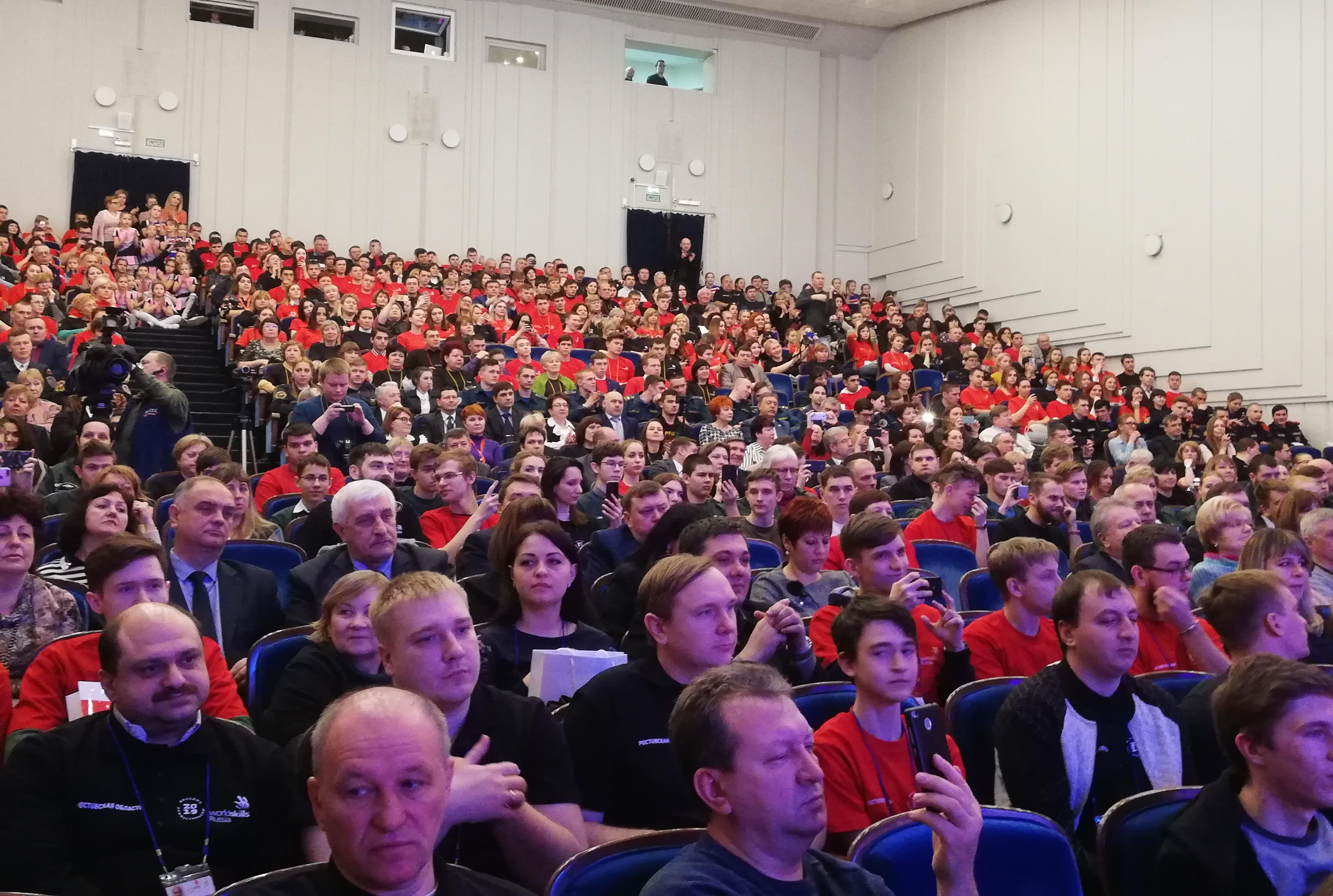 В Ростовской области дан старт чемпионату молодых профессионалов WorldSkills - фото 3