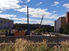 Ход строительства дома № 1 в ЖК Корица - фото 88, Сентябрь 2020