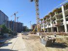 Ход строительства дома ул. Мечникова, 37 в ЖК Мечников - фото 39, Август 2019