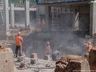ЖК На Высоте - ход строительства, фото 136, Июнь 2020