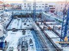 ЖК Клубный дом на Мечникова - ход строительства, фото 13, Январь 2021