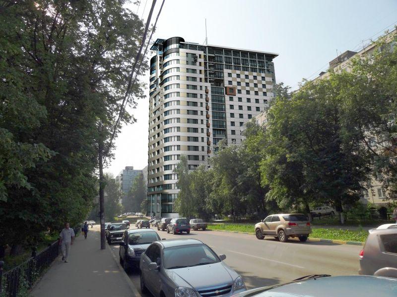 четырёхкомнатная квартира на пересечении улиц Ковалихинская - Семашко