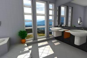 Идея перепланировки 1 комнатной квартиры c балконом