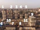 Ход строительства дома Литер 1 в ЖК Звезда Столицы - фото 20, Апрель 2020