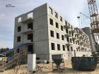 Ход строительства дома № 45 в ЖК Торпедо - фото 5, Август 2021
