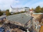 Клубный дом на Ярославской - ход строительства, фото 37, Октябрь 2020