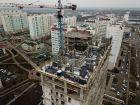 ЖК Левенцовский - ход строительства, фото 27, Январь 2020