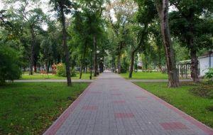Реконструкция парка имени Дурова