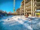 ЖК Каскад на Ленина - ход строительства, фото 654, Декабрь 2018