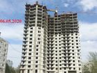 ЖК Гелиос - ход строительства, фото 3, Май 2020