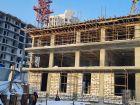 Ход строительства дома № 1 в ЖК Покровский - фото 48, Январь 2021