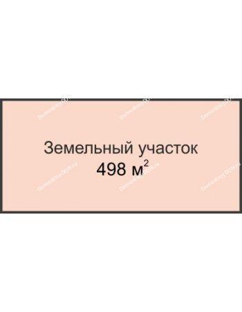 Студия 498 м² в КП Всевеликого Войска Донского, дом Участок № 79, 498 м²
