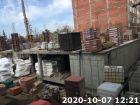 ЖК Волна - ход строительства, фото 32, Октябрь 2020