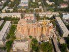 ЖК Вавиловский Дворик - ход строительства, фото 7, Август 2020