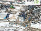 ЖК Зеленый берег Life - ход строительства, фото 55, Апрель 2018
