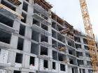 Ход строительства дома № 1 в ЖК Книги - фото 33, Февраль 2021