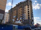 Ход строительства дома Литер 1 в ЖК Династия - фото 30, Сентябрь 2019