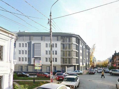 Дом № 188 в ЖК Славянский квартал - фото 1