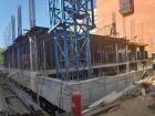 Жилой Дом пр. Чехова - ход строительства, фото 34, Октябрь 2019
