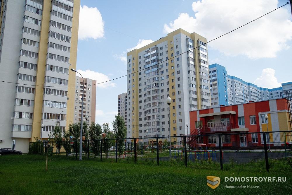 """В Самаре в ЖК """"Волгарь"""" появится новая школа на 1100 мест в 2022-2023 годах"""