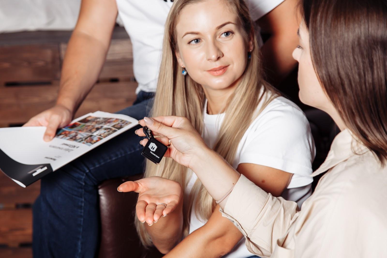 «Неометрия» запустила трейд-ин в Ростове: теперь можно поменятьстарую квартиру на новую