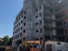 Жилой дом: площадь Минина и Пожарского, у дома №4 - ход строительства, фото 31, Июнь 2019