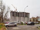 ЖК Каскад на Куйбышева - ход строительства, фото 133, Октябрь 2018