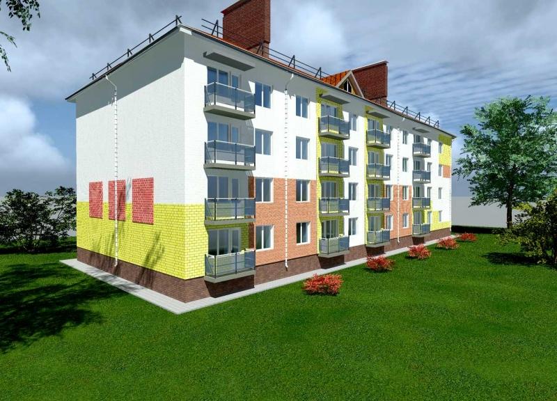 Жилой дом: Городец, ул. Макарова, д. 5 - фото 3