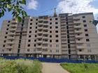 Ход строительства дома № 38 в ЖК Три Сквера (3 Сквера) - фото 6, Август 2021