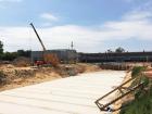 Ход строительства дома № 1 корпус 1 в ЖК Жюль Верн - фото 72, Июнь 2016