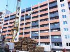 Ход строительства дома № 67 в ЖК Рубин - фото 46, Июль 2015