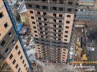ЖК Центральный-2 - ход строительства, фото 61, Январь 2019