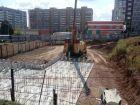 ЖК Космолет - ход строительства, фото 29, Сентябрь 2019