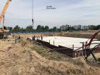 Ход строительства дома № 42 в ЖК Торпедо - фото 6, Август 2021