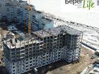 ЖК Зеленый берег Life - ход строительства, фото 54, Апрель 2018