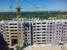 Ход строительства дома на участке № 214 в ЖК Солнечный город - фото 44, Июнь 2018