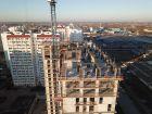 ЖК Левенцовский - ход строительства, фото 33, Декабрь 2019