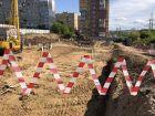 Ход строительства дома № 1 в ЖК Подкова на Ванеева - фото 3, Сентябрь 2021