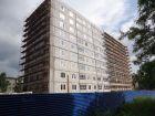 Жилой дом: Южное шоссе 38А - ход строительства, фото 35, Июнь 2018