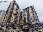 Ход строительства дома Литер 2 в ЖК Династия - фото 4, Январь 2021