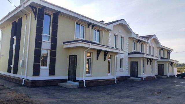 Дом № 9 по ул. Восточная (90 м2) в КП Фроловский - фото 1