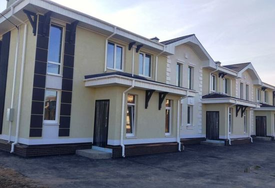 Дом № 9 по ул. Восточная (90 м2) в Загородный посёлок Фроловский