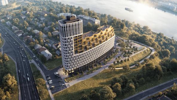 Жилой комплекс (ЖК) «КМ Residence Prime» в Нижнем Новгороде