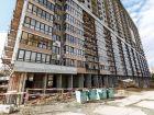 Ход строительства дома Литер 1 в ЖК Первый - фото 62, Октябрь 2018