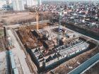 ЖК Открытие - ход строительства, фото 107, Март 2019