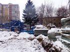 ЖК Пушкин - ход строительства, фото 121, Январь 2019