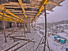 Каскад на Сусловой - ход строительства, фото 38, Январь 2017