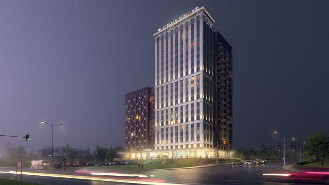 Комплекс апартаментов KM TOWER PLAZA (КМ ТАУЭР ПЛАЗА) - фото 2