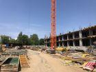 Ход строительства дома № 8 в ЖК Подкова на Цветочной - фото 12, Июль 2021
